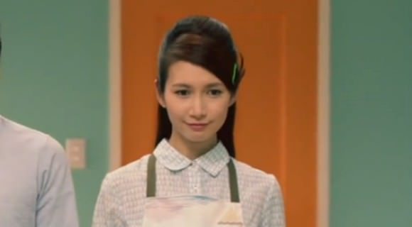 旭化成 らくらくキッチン科学「先生?」篇