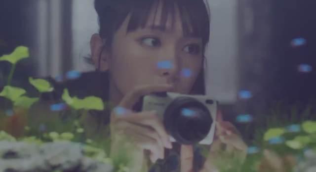 新垣結衣×キャノン「EOS M2」ETERNAL MOMENT登場篇