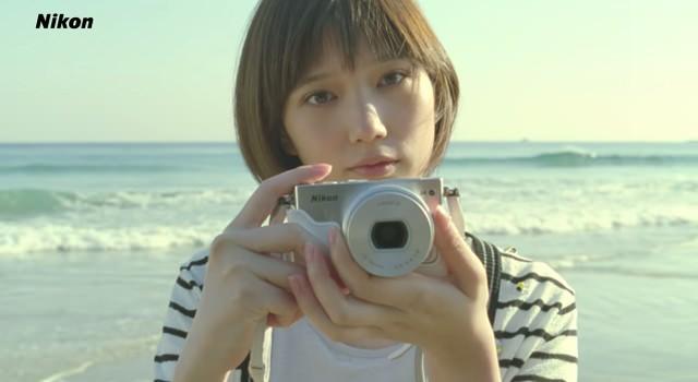 ニコン Nikon 1 J4 これが、わたしの写真です。「屋内」篇、「屋外」篇