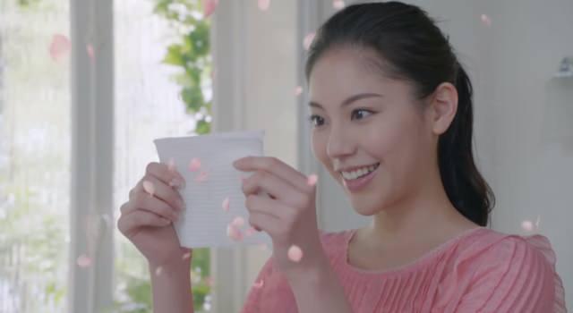 花王 トイレクイックル アロマ 「トイレクイックル アロマ新発売」篇