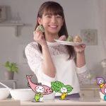 永谷園 彩りごはんCM 「私のお弁当」篇