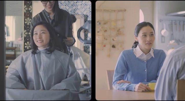 DeNA アプリゼミCM 「建前ママと本音ママ」篇