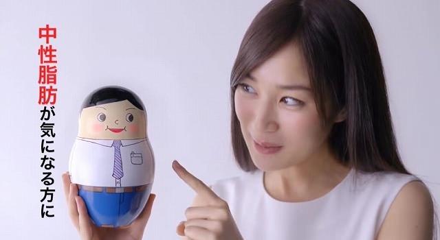 伊藤園 スタイリースパークリング CM 「マトリョーシカ」篇