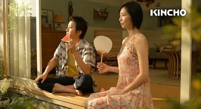 KINCHO 大日本除虫菊 金鳥の渦巻「未来の話」篇
