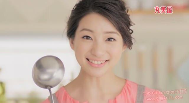丸美屋 かけうま麺用ソース 「まねっこ」篇、「TRY」篇 足立梨花