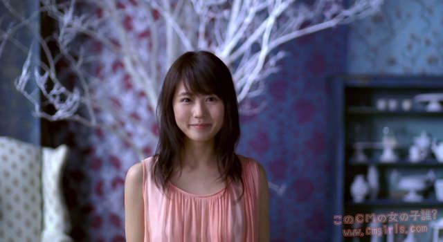 メニコン 2WEEK Menicon Rei 「花が舞う世界」篇、「Rei用メルスプラン」篇 有村架純