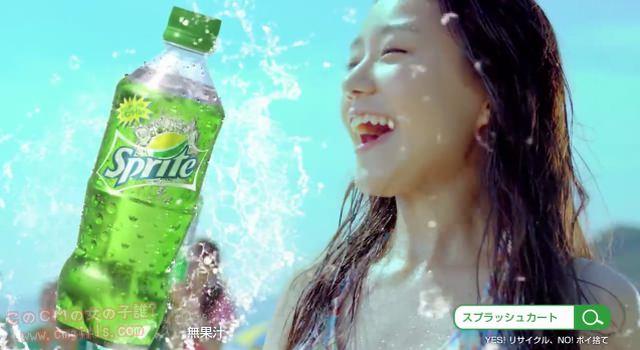 スプライト 「スプラッシュカート・夏」篇