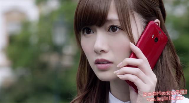 HTC J butterfly HTL23 「サスペンス風ティザー」篇