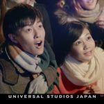 USJ ユニバーサル・ワンダー・クリスマス 2014 「恋人」篇