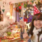 花王 マジックリン クリスマスクリーニング 「パーティ前のおもてなし」篇