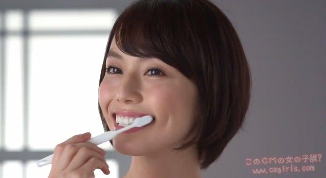 小林製薬 美白スミガキ 「シャリシャリ」篇