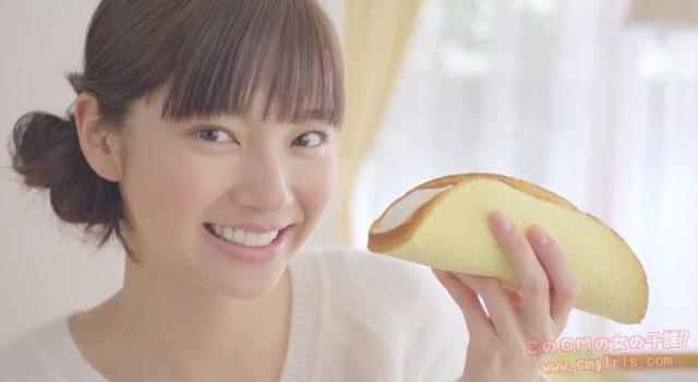 ヤマザキ まるごとバナナ「スポンジに包まれた」篇