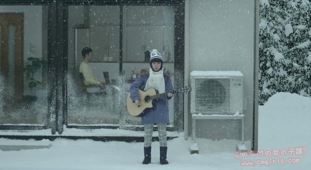 ダイキン工業「冬のエアコンの歌」篇
