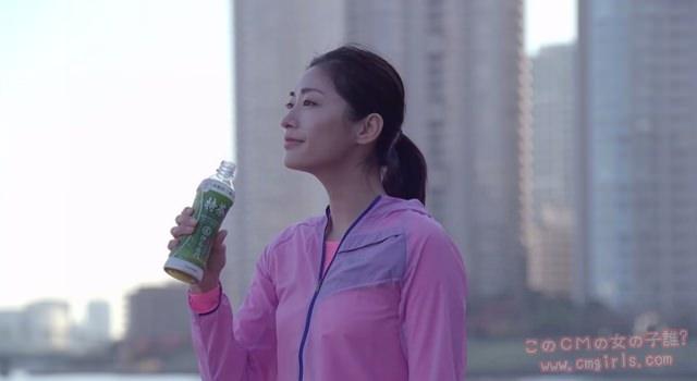 サントリー 伊右衛門 特茶 「Mt.FUJI」篇