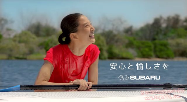 富士重工業 SUBARU XV「Synchronicity」篇