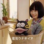 東京ガス エネファーム 「電気ウナギイヌ 新しい家族」篇