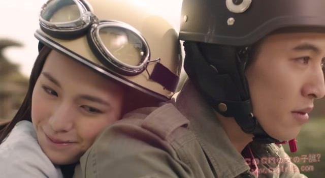コカ・コーラ ネームボトルキャンペーン 「バイク」篇