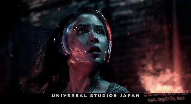 USJ ユニバーサル・スタジオ・ジャパン バイオハザード・ザ・リアル3