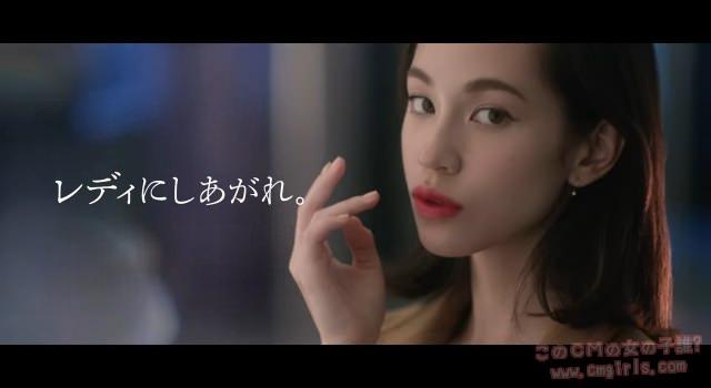 資生堂 マキアージュ メーキャップ 「レディレッドの唇」篇