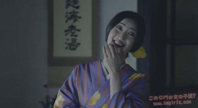 日清食品 カップヌードル 「STAYHOT 名探偵 篇」