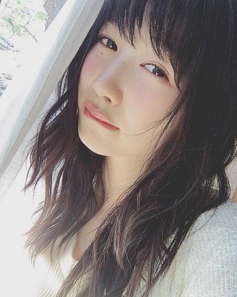 岡本夏美さんのポートレート
