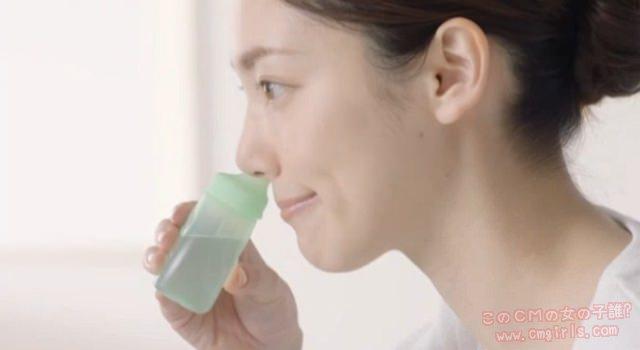 小林製薬 ハナノア シャワータイプ 「花粉のシャワー」篇