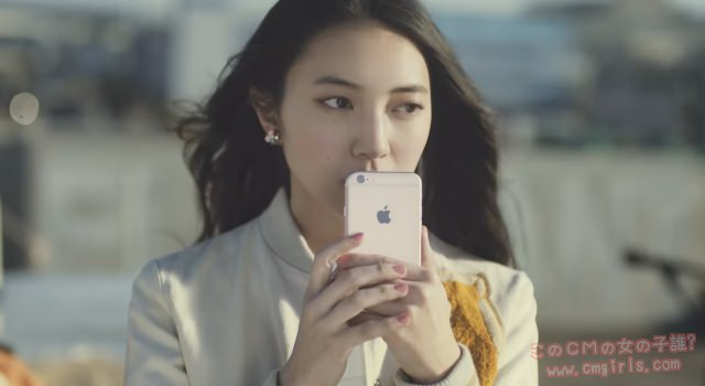 NTTドコモ iPhone「感情のすべて/仲間」篇