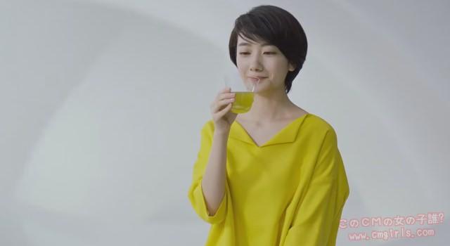 キリン 生茶 「波瑠 味」篇