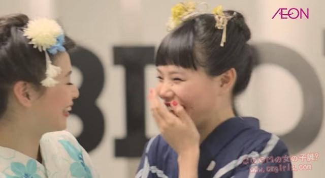 イオン なつ古典 AEON YUKATA 2016