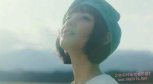 サントリー GREEN DA・KA・RA「さよならグリーンダカラちゃん・出発」篇