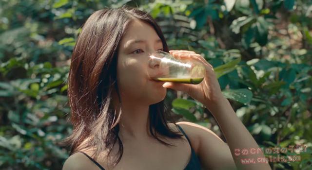 ユーグレナ・ファームの緑汁「感じるミドリムシ」