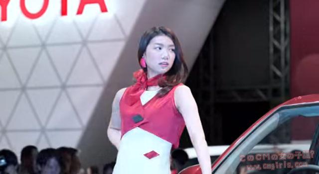 トヨタ パッソ マツコのコンパニオン「どーすんのよ篇」
