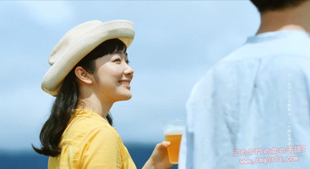 サントリー オールフリー「虹とキャンプ 夏」篇