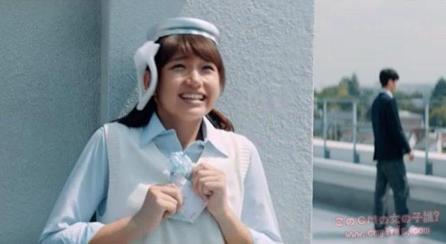 大塚製薬 オロナミンC「CAP HEAD」篇