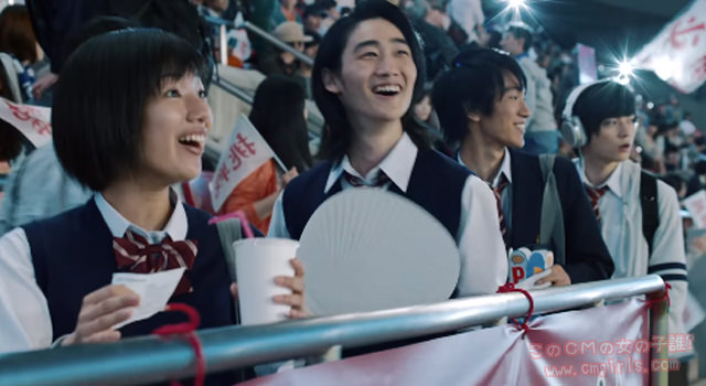 NTTドコモ「Style '20 Kirari! 観戦」篇