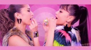 UHA味覚糖 e-maのど飴×E-girls「モーフィング篇」