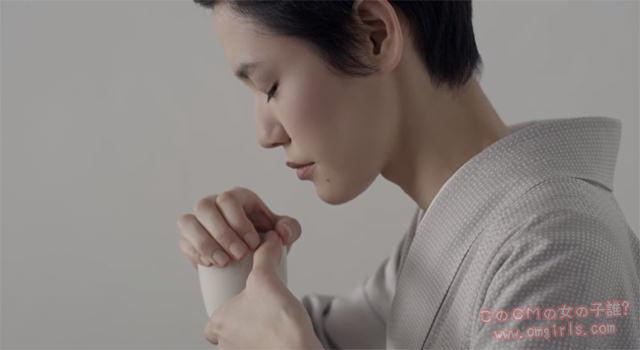 キユーピー あえるパスタソース「香りを、聞く。」篇