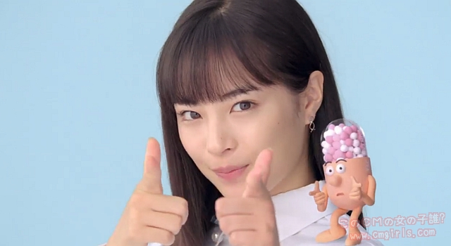 新コンタックEX 「ねらい撃ち」篇