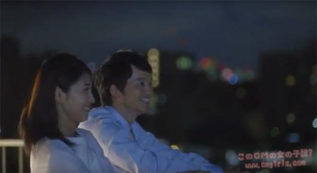 日本香堂 やさしい時間「心かよわすひととき・目配り」篇