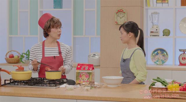東洋水産 マルちゃん正麺「麺の正体・料理番組」篇