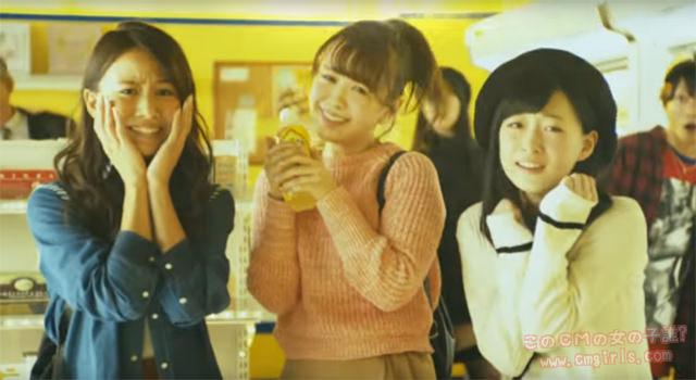 コカ・コーラ ファンタ レモン+C「キレッキレ店員」篇