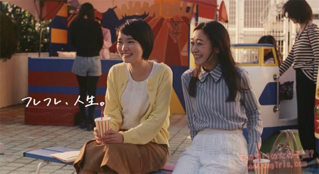 リクルート リクナビNEXT 続・応援歌「屋上遊園地」篇