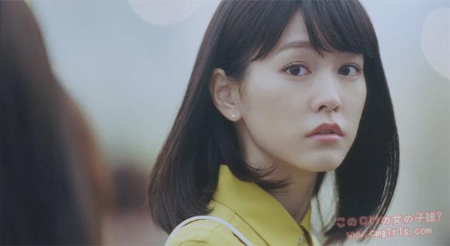桐谷美玲 コンタクトのアイシティのCMに出演する美女 | このCMの女の子誰?