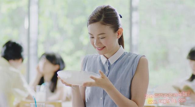 ミスタードーナツ ベジ涼風麺 「野菜を食べましょう」篇