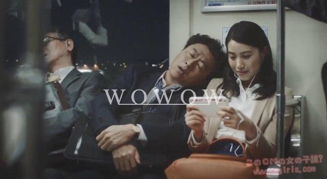 WOWOW 「桑田佳祐が終電で・・・?!」