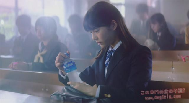 コカ・コーラ アクエリアス「渇き・冬」篇