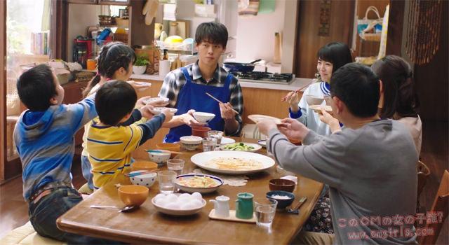 味の素 Cook Do クックドゥ 回鍋肉「中華が家族を熱くする篇」