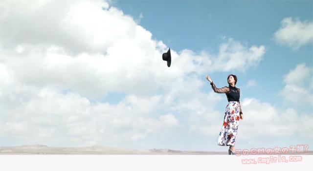 資生堂 HAKU「シミの記憶」篇